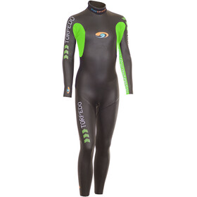 blueseventy Torpedo Wetsuit Junior Black
